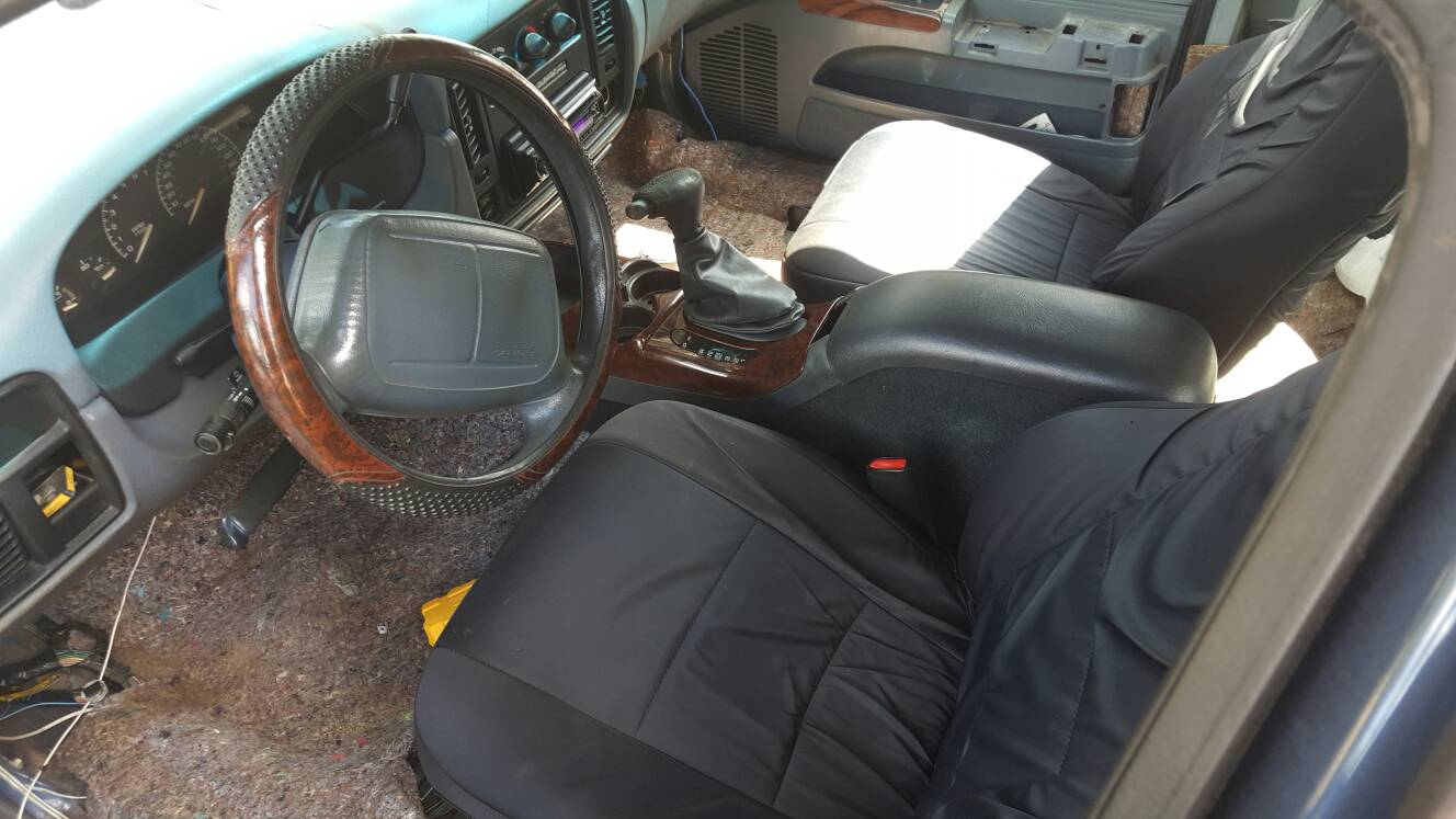 front seat swap - Chevy Impala SS Forum