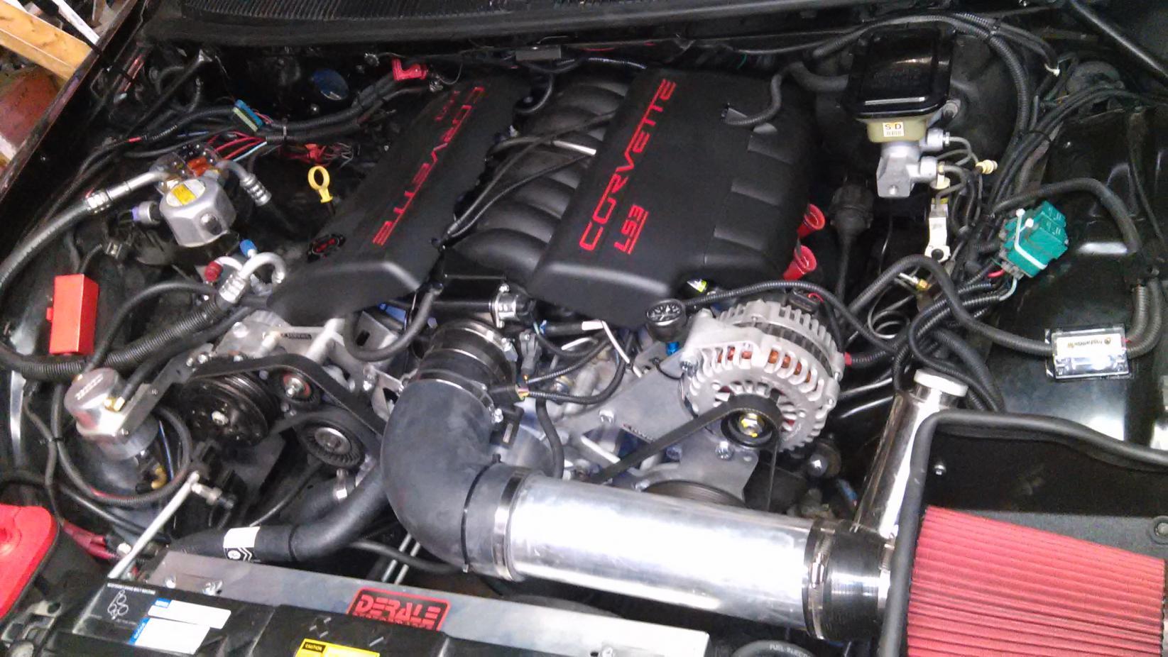 Ls swap - Chevy Impala SS Forum