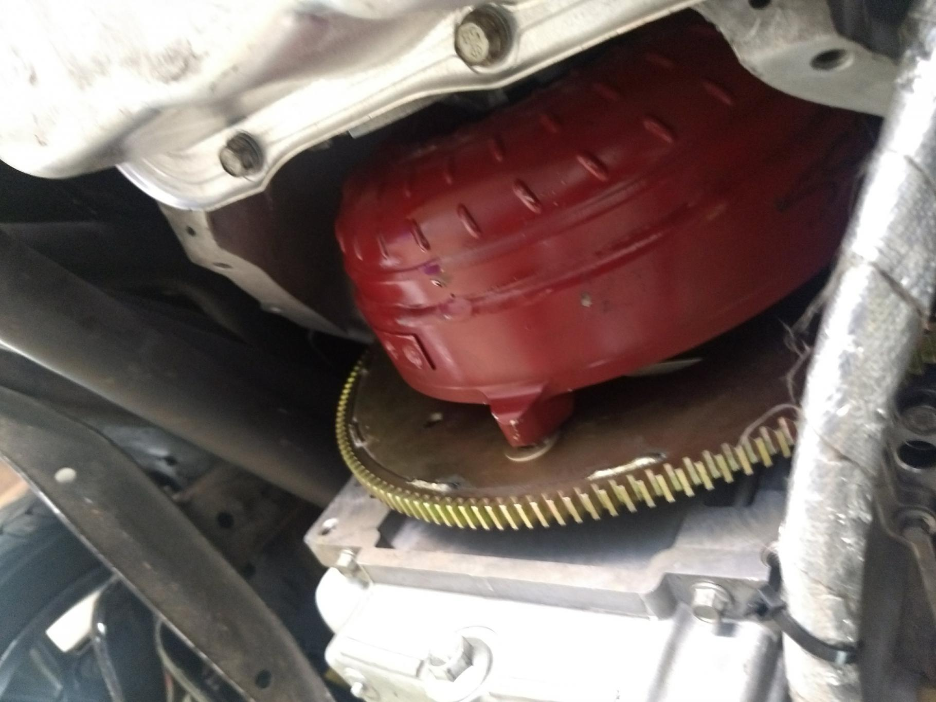LS Swap with 4L60E - Chevy Impala SS Forum