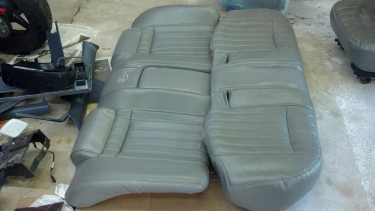 FS: Impala SS Seats, Center Console, Interior Pieces Attachment