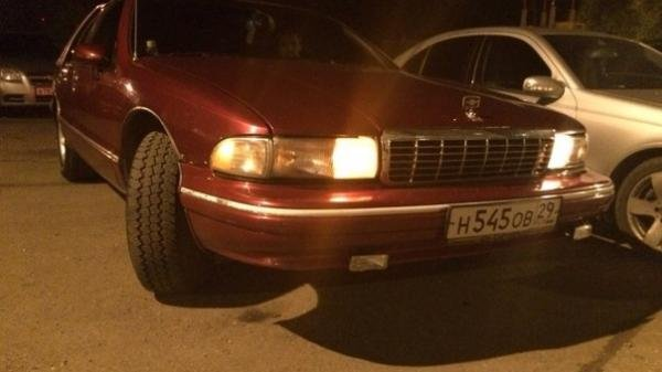Chevrolet Caprice in the Russia