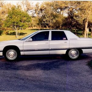 Buick Roadmaster 9C1 Suspension with 1.5 inch lift
